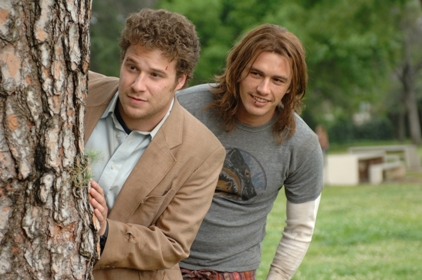Seth Rogen & James Franco in 'Pineapple Express'